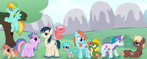 My Little Pony: Magic is Forever Cast by cat4lyst