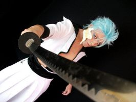 Grimmjow Jeaguerjaques Cosplay by Zettai-Cosplay