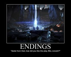 Mass Effect 3 Ending Motivational by seankieran