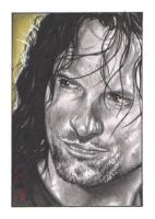 Aragorn - Lord of the Rings by J-Redd