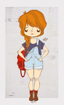 overalls and docs by agusmp