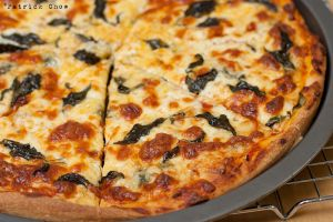 3 cheese pizza by patchow