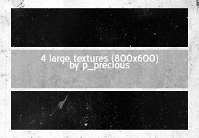 4 large textures by yawee