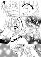 CCS Doujinshi:FirstKiss Page21 by barbypornea