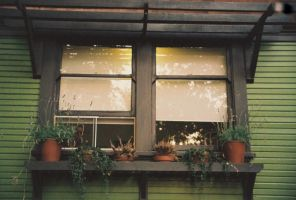 My Mothers Window by Numain