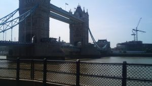 My vacation in London by Nathchi1