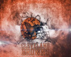 Cleveland Browns Wallpaper by Jdot2daP