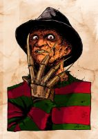 FREDDY IN COLOR by mister-bones