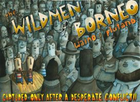 the wildmen of borneo by PattKelley