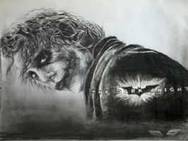 THE DARK KNIGHT by D3Kane