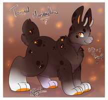 Toasted Marshmellow - RAFFLE! - CLOSED by Kandy-Cube