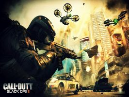 Call Of Duty Black Ops 2 - Wallpaper2 by SottoPK