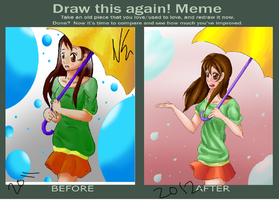 Before and After Rain by Keikonk