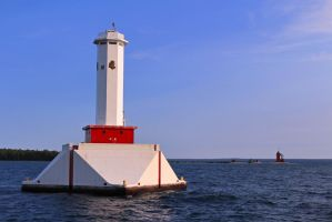 Lighthouses by ParadoxGirl411