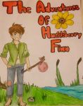 The Adventures of Huckleberry Finn by larlis1