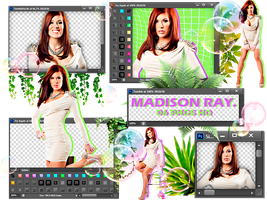 Madison Rayne - Pack Png #O3 by TheNightingale01