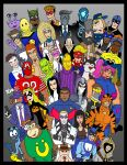 Deviant Art All-Stars! by Lordwormm