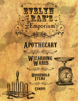 Emporium Flyer 1 by EevyLynn