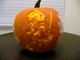 Bastion Pumpkin 2 by ceemdee