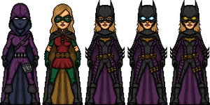 Stephanie Brown by BAILEY2088