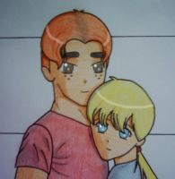 archie and betty by yaney
