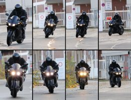Motorcycle Streetfighter STOCK by PhelanDavion
