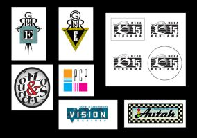 Misc- Logos -basic concepts by R1Design