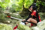 Litchi  Faye Ling by Giorgiacosplay