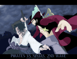 Pirates VS Ninjas- 2nd WAVE by funkfreed