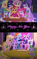 Happy New Year by SunsetMajka626