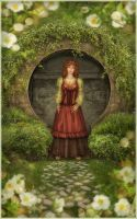 Hobbit Rosa by inSOLense