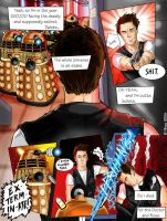 Doctor Who - Jack's Escape by Rhea-Batz
