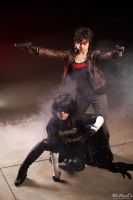 I Dare You - Red Hood by SilverShadeCosplay
