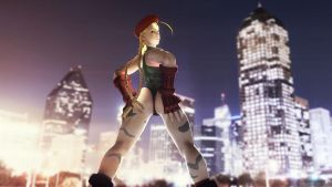 Cammy by Mrcoooin