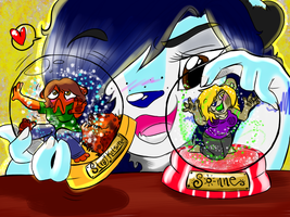 Snowglobe Collection by StormyTiger