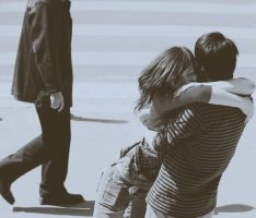 best hug ever by m1kikey