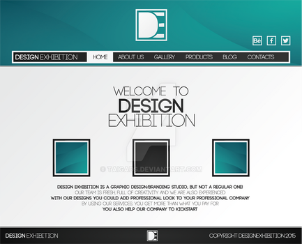 OwnWebsiteProject by TaigaDS