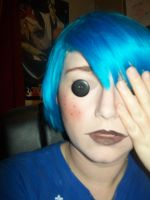 Oh..Coraline.. by Makeup-love95