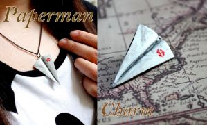 Paperman Charm by GandaKris