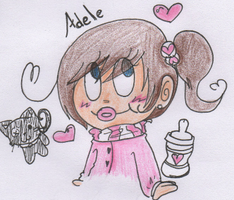 Adele by Ask--Miki