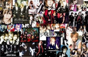 Alice Nine by KIMIKONYO
