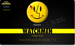 WatchMen Finder iCon... by scartissuemark