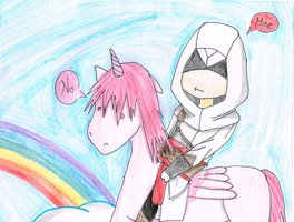 MAGICAL ADVENTURES WITH ALTAIR by Animelgirl1981
