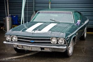 Yenko Chevelle by AmericanMuscle