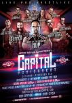 NWA Fight Nation Capital Punishment Official Flyer by Mohamed-Fahmy