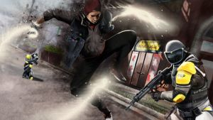 Speed Painting 21: inFamous Second Son by juliancelaj