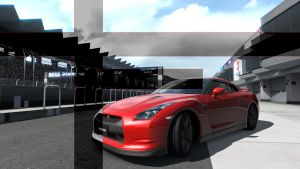 Nissan GT-R XMB number 3259 by GTAce