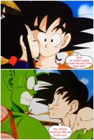 DBZ FUNNYVERSE: Free Kisses for Everyone! by SSJGOKU10