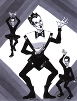 Klaus Nomi: The Nomi Song by CrystallineColey