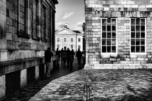 Trinity College by cahilus